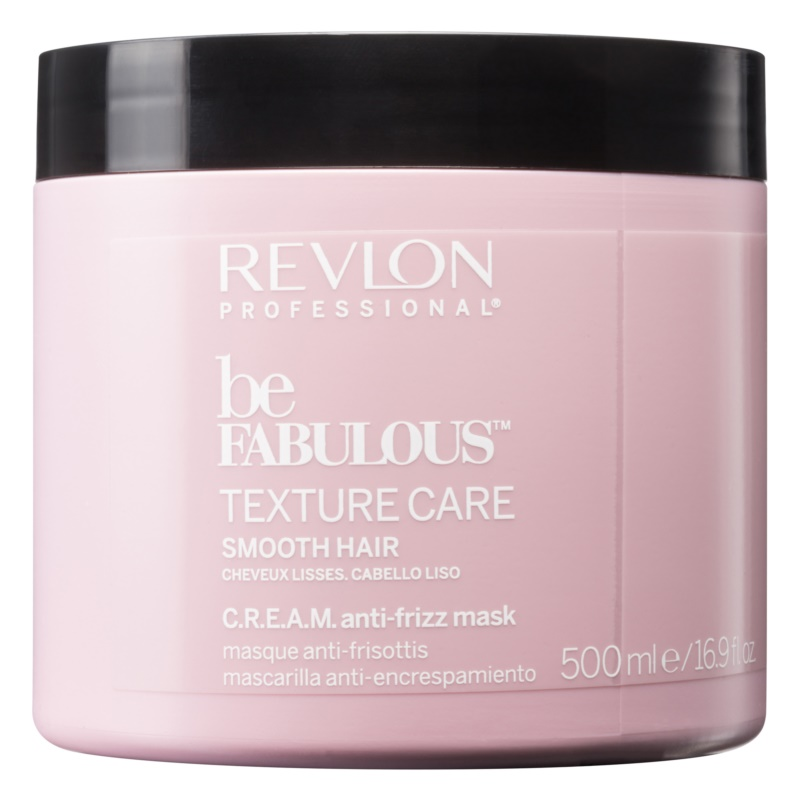Revlon Professional Be Fabulous Texture Care hydratačná a uhladzujúca maska