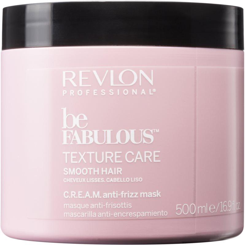 Revlon Professional Be Fabulous Texture Care vlažilna in gladilna maska