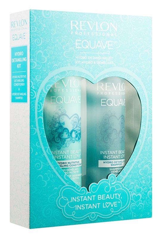 Revlon Professional Equave Hydro Nutritive zestaw kosmetyków I.