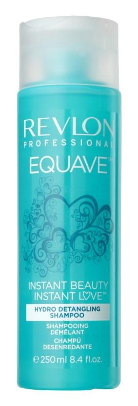 Revlon Professional Equave Hydro Detangling szampon nawilżający do wszystkich rodzajów włosów