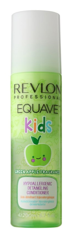 Revlon Professional Equave Kids hipoallergén öblitést nem igénylő kondicionáló a könnyű kifésülésért