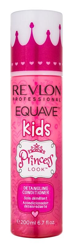 Revlon Professional Equave Kids après-shampoing en spray pour des cheveux faciles à démêler