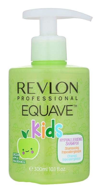 Revlon Professional Equave Kids champô hipoalergénico 2 em 1 para crianças