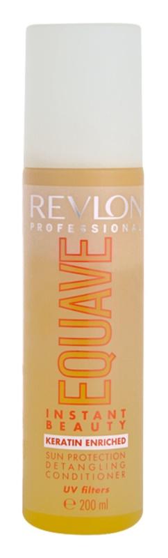 Revlon Professional Equave Sun Protection öblítés nélküli kondicionáló a káros napsugarak ellen