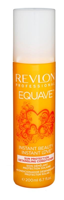 Revlon Professional Equave Sun Protection Leave-In Spray Conditioner  voor Belast Haar door de Zon