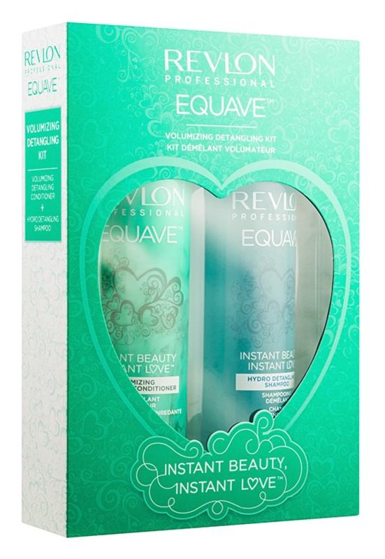 Revlon Professional Equave Volumizing zestaw kosmetyków I.