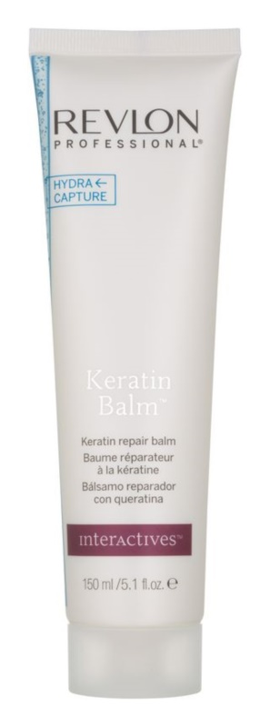 Revlon Professional Interactives Keratin hajújraépítő balzsam keratinnal