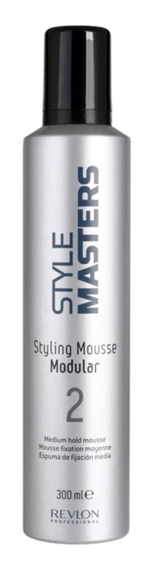Revlon Professional Style Masters pena na vlasy stredné spevnenie