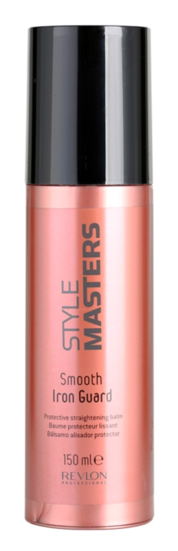 Revlon Professional Style Masters kisimító balzsam a hajformázáshoz, melyhez magas hőfokot használunk