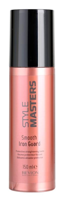 Revlon Professional Style Masters uhlazující balzám pro tepelnou úpravu vlasů
