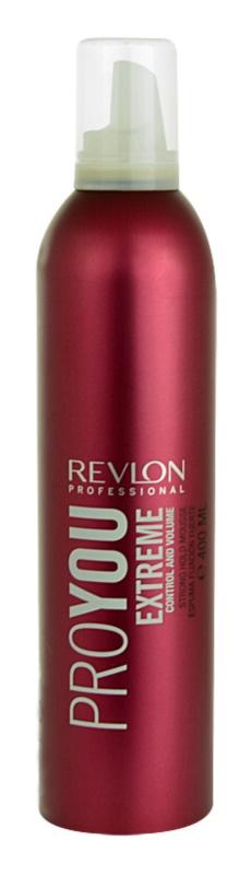 Revlon Professional Pro You Extreme penasti utrjevalec za lase z močnim utrjevanjem