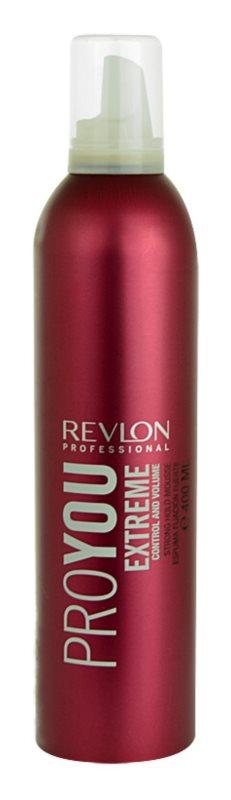 Revlon Professional Pro You Extreme пяна втвърдител силна фиксация
