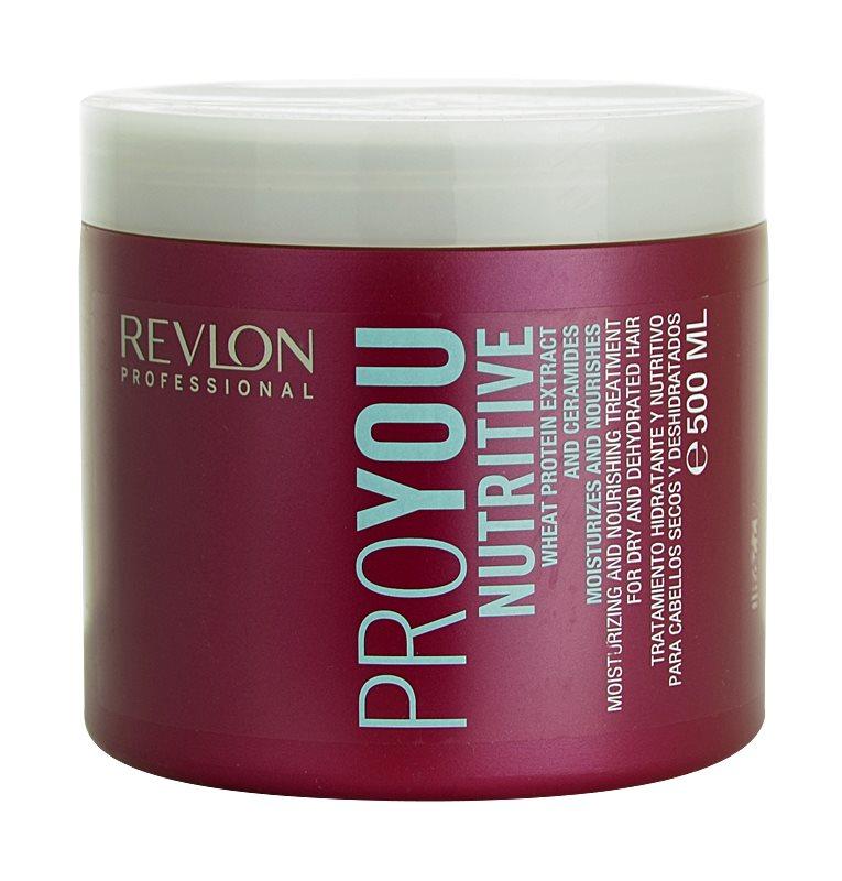 Revlon Professional Pro You Nutritive máscara para cabelo seco