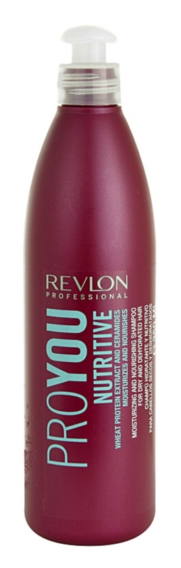 Revlon Professional Pro You Nutritive Shampoo For Dry Hair