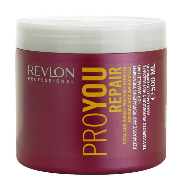 Revlon Professional Pro You Repair maska pro poškozené, chemicky ošetřené vlasy