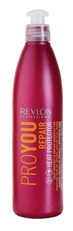 Revlon Professional Pro You Repair ochranný šampón pre tepelnú úpravu vlasov