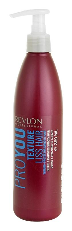 Revlon Professional Pro You Texture balsam indreptare pentru o indreptare temporara a parului