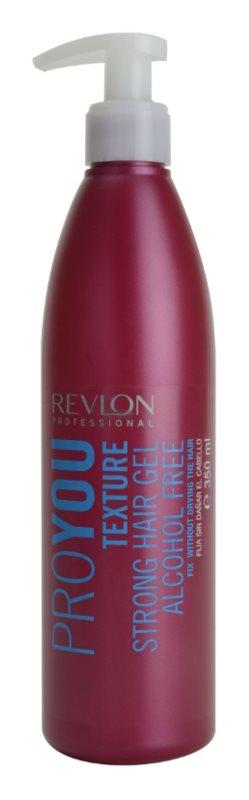 Revlon Professional Pro You Texture Haargel  Sterke Fixatie