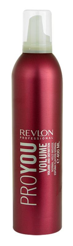 Revlon Professional Pro You Volume pěnové tužidlo pro normální zpevnění