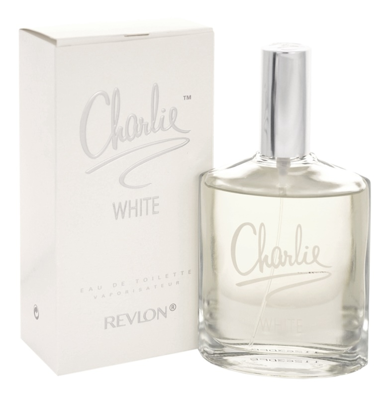 Revlon Charlie White Eau de Toilette for Women 100 ml