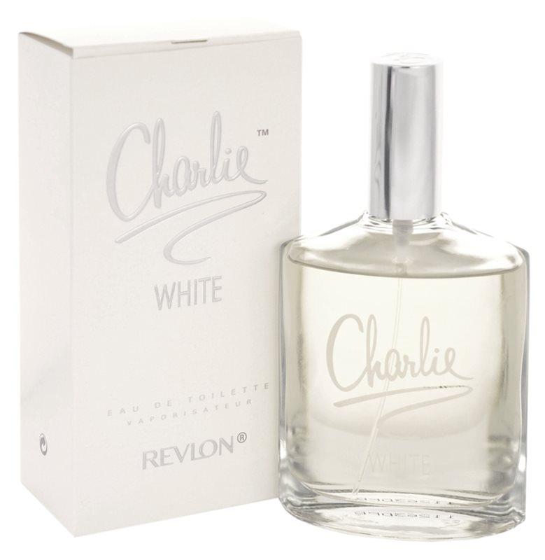 Revlon Charlie White eau de toilette pentru femei 100 ml