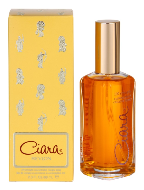 Revlon Ciara 100% Strenght Eau de Cologne para mulheres 68 ml
