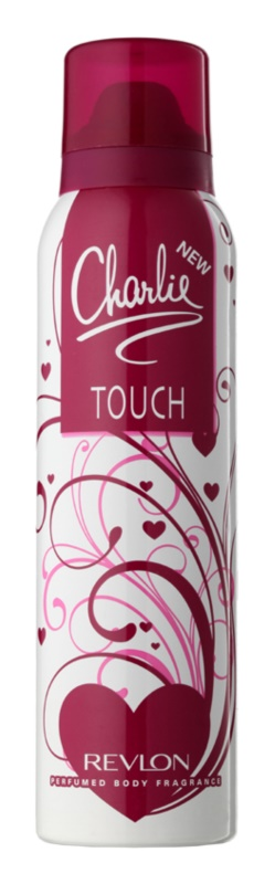 Revlon  Charlie Touch deospray pre ženy 150 ml