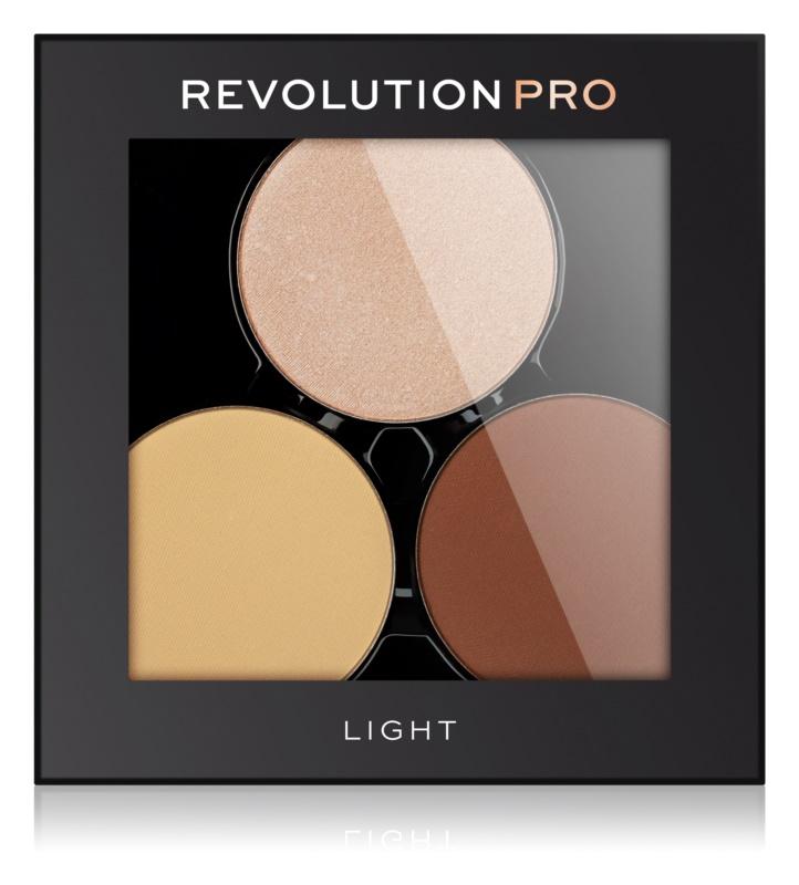 Revolution PRO Refill konturovací pudry pro vložení do paletky