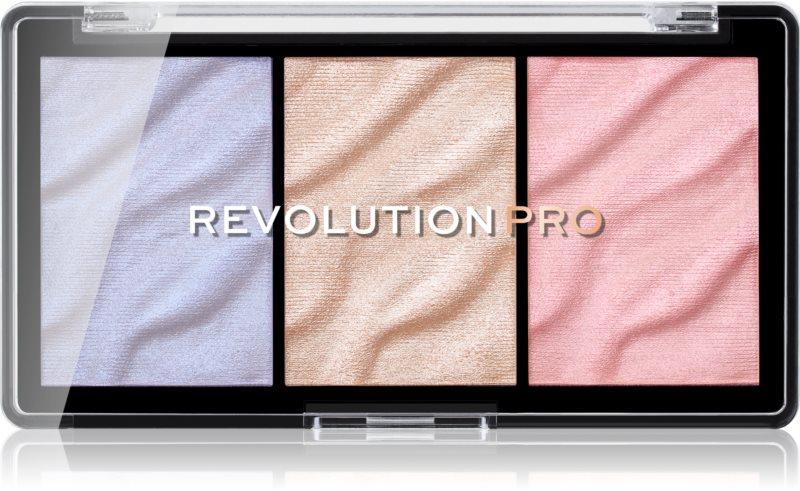 Revolution PRO Supreme paleta de iluminadores