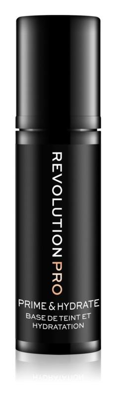 Revolution PRO Prime & Hydrate hydratační podkladová báze podmake-up