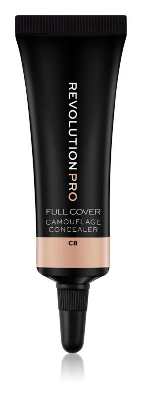 Revolution PRO Full Cover corrector cubre imperfecciones