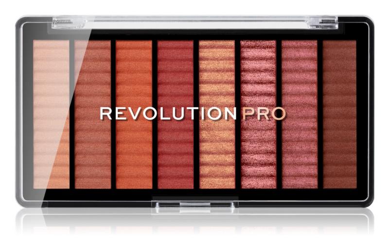 Revolution PRO Supreme paleta očných tieňov
