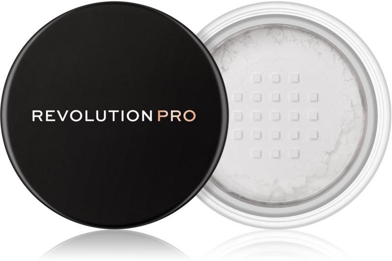 Revolution PRO Loose Finishing Powder poudre libre transparente