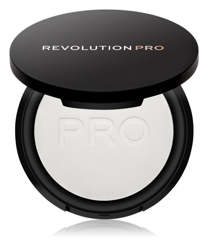Revolution PRO Pressed Finishing Powder pós compactos transparentes