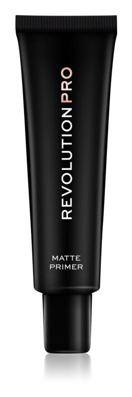 Revolution PRO Matte Primer matující podkladová báze pod makeup