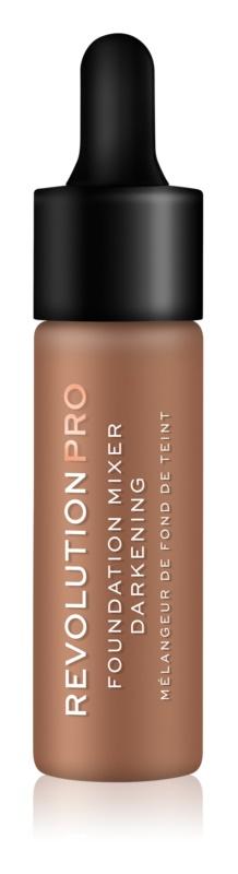 Revolution PRO Foundation Mixer pigmentové kvapky
