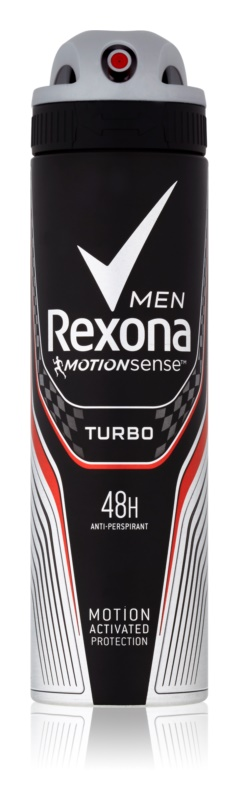 Rexona Adrenaline Turbo Antitranspirant-Spray 48 Std.