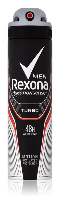 Rexona Adrenaline Turbo Antitranspirant-Spray 48h