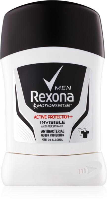 Rexona Active Protection+ Invisible trdi antiperspirant za moške
