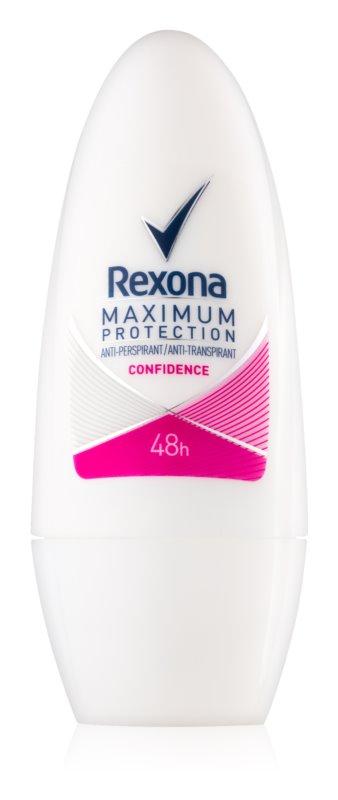 Rexona Maximum Protection Confidence кульковий антиперспірант 48 годин