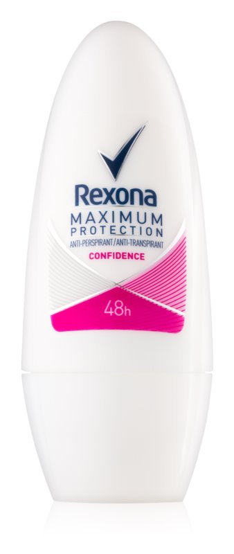 Rexona Maximum Protection Confidence antiperspirant roll-on 48h