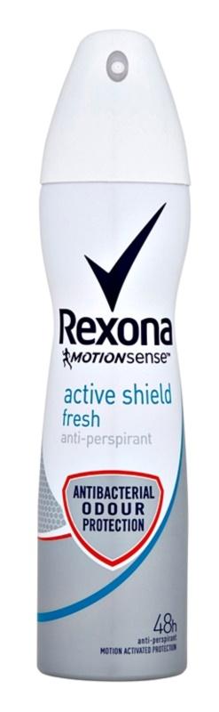 Rexona Active Shield Fresh antiperspirant ve spreji