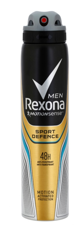 Rexona Adrenaline Sport Defence spray anti-transpirant 48h