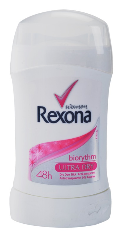 Rexona Dry & Fresh Biorythm Antiperspirant