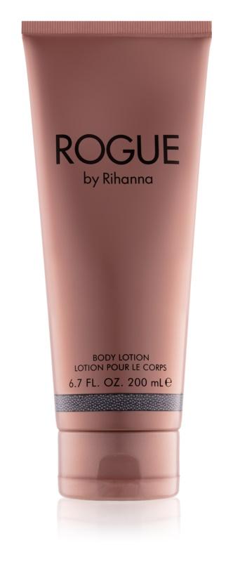Rihanna Rogue tělové mléko pro ženy 200 ml
