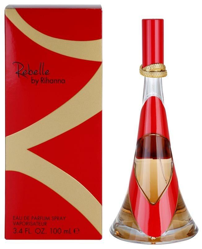 Rihanna Rebelle eau de parfum pentru femei 100 ml