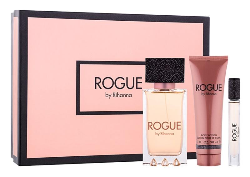 Rihanna Rogue lote de regalo III