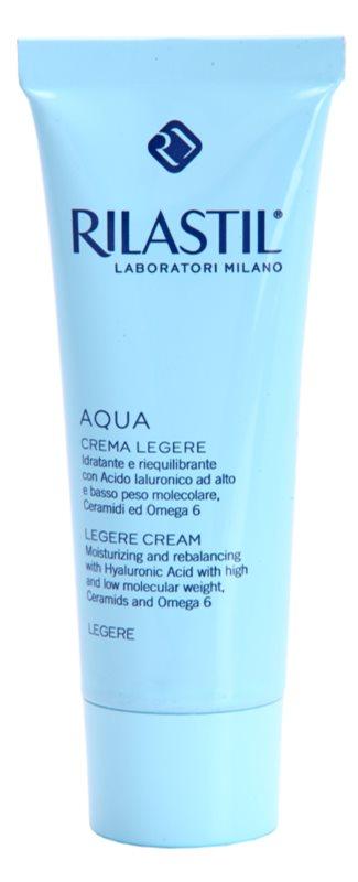 Rilastil Aqua lehký hydratační krém