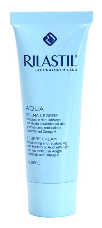 Rilastil Aqua Lichte Hydraterende Crème