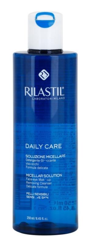 Rilastil Daily Care Mizellen-Reinigungswasser für Gesicht und Augen